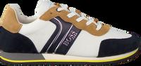 Weiße BOSS KIDS Sneaker low BASKETS  - medium
