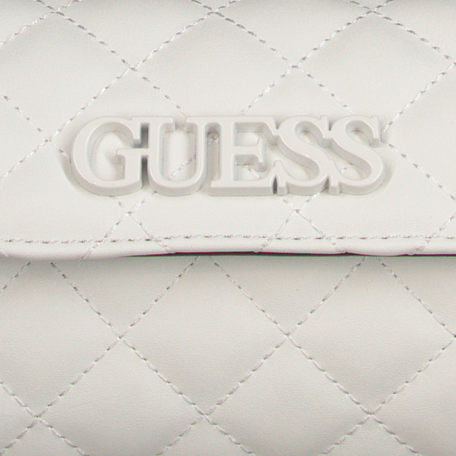 Weiße GUESS Gürteltasche ELLIANA BELT BAG  - large