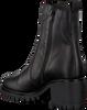 Schwarze OMODA Stiefeletten 8895  - small
