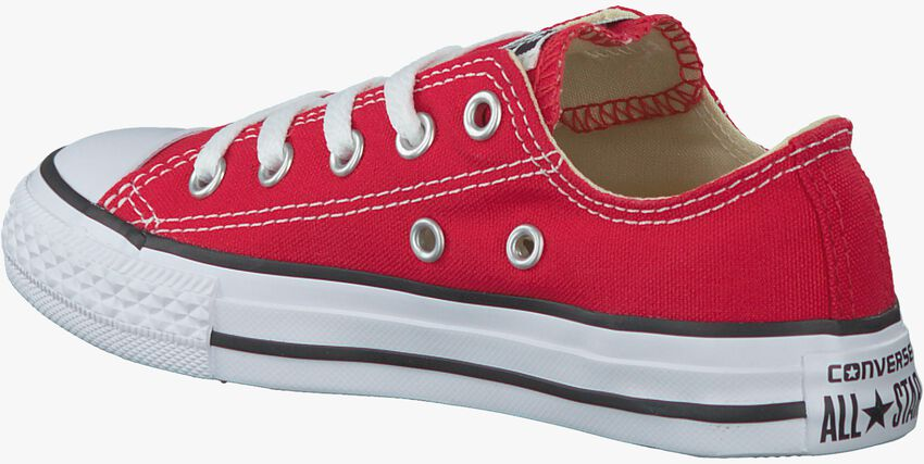 Rote CONVERSE Sneaker CTAS OX KIDS - larger