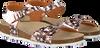 Roségoldene BRAQEEZ Sandalen SALLY SPAIN  - small