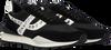 Schwarze ASH Sneaker low SPIDER STUD  - small