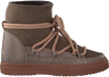 Taupe INUIKII Ankle Boots CLASSIC  - small