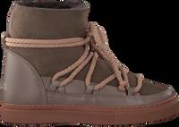 Taupe INUIKII Ankle Boots CLASSIC  - medium