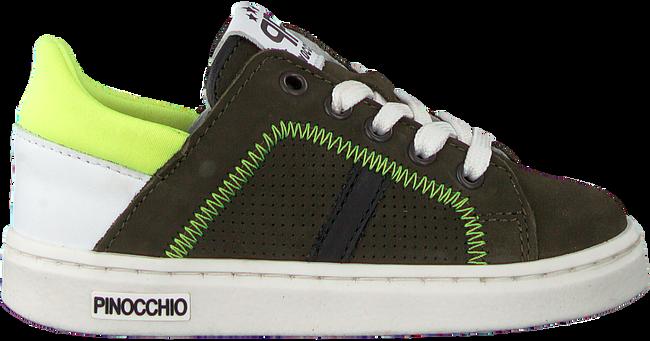 Grüne PINOCCHIO Sneaker low P1232  - large