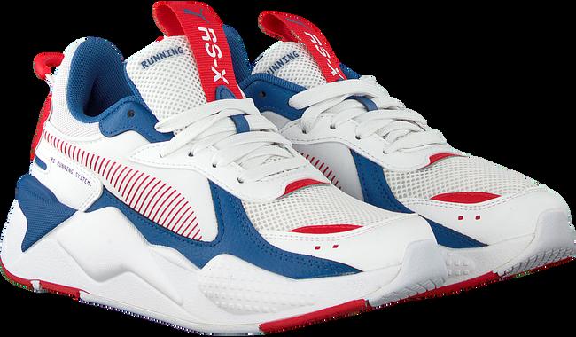 Weiße PUMA Sneaker low RS-X JOY JR  - large