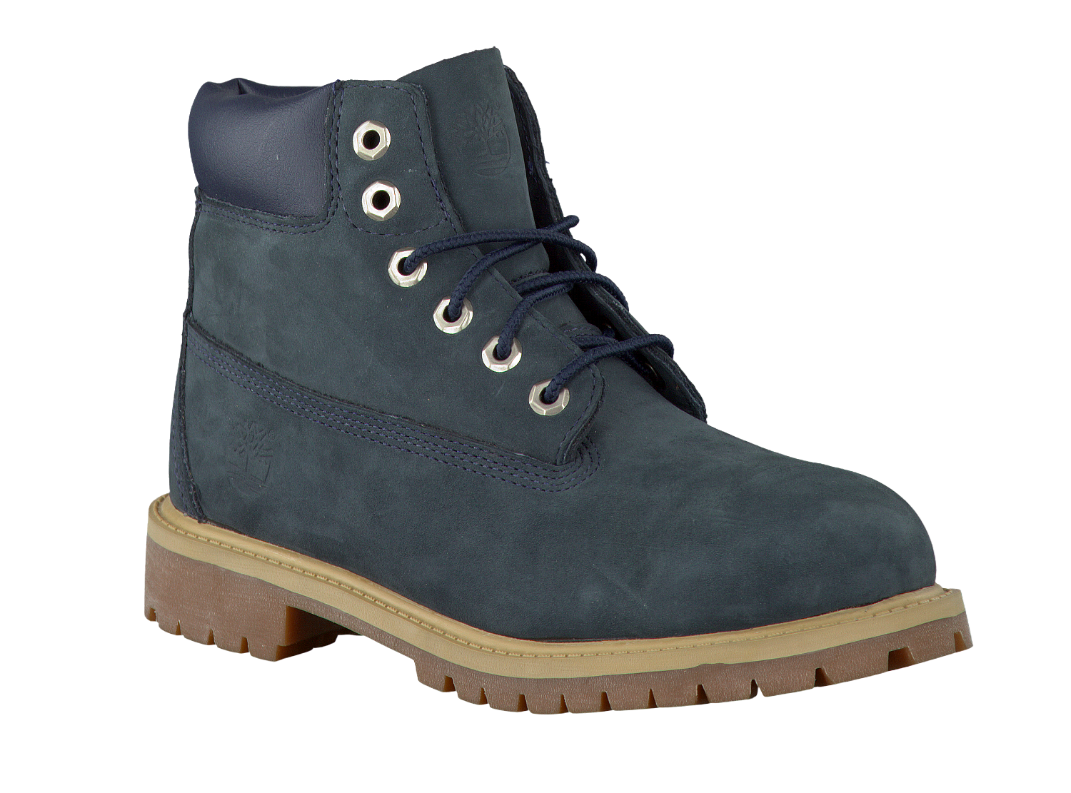 blaue timberland ankle boots 6in prm wp boot kids schuhmode online. Black Bedroom Furniture Sets. Home Design Ideas