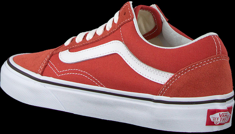 3b0cf74782 Rote VANS Sneaker OLD SKOOL - Omoda.de
