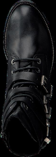Schwarze OMODA Biker Boots 167K SOLE KIRA - large