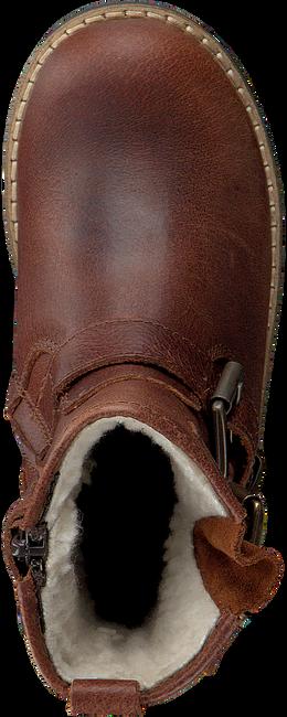 Cognacfarbene VINGINO Hohe Stiefel TRAVIS - large