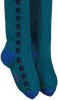 Blaue LE BIG Socken PADMA TIGHT  - small