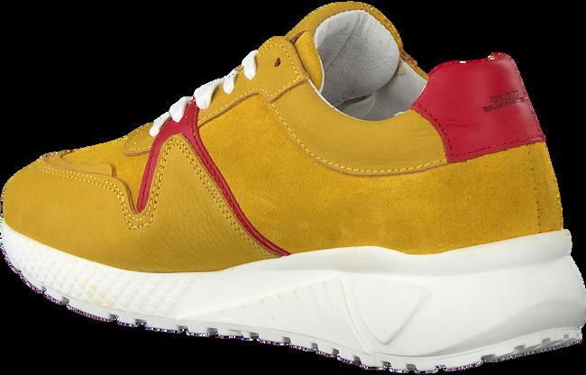 Gelbe Omoda X DHL Sneaker low DAMES DHL  - large