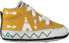 Gelbe BUNNIES JR Sneaker ZUKKE ZACHT  - small