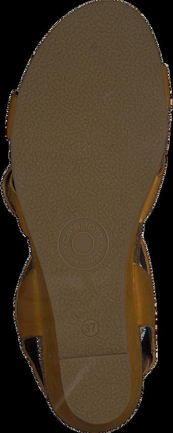 Gelbe CA'SHOTT Sandalen 15040 - larger