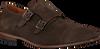 Braune VAN LIER Business Schuhe 1958909  - small