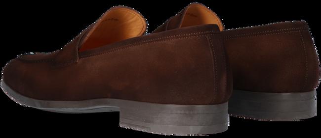 Braune MAGNANNI Loafer 22816  - large