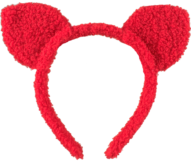 Rote LE BIG Stirnband PAULINA HEADBAND  - large