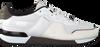 Weiße CRUYFF CLASSICS Sneaker low COSMO  - small