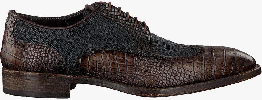 Braune GIORGIO Business Schuhe HE974156  - larger