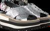 Silberne LAURA BELLARIVA Sandalen 3266  - small