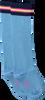 Blaue LE BIG Socken TABRETT KNEE HIGH  - small
