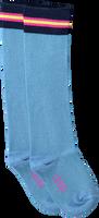 Blaue LE BIG Socken TABRETT KNEE HIGH  - medium