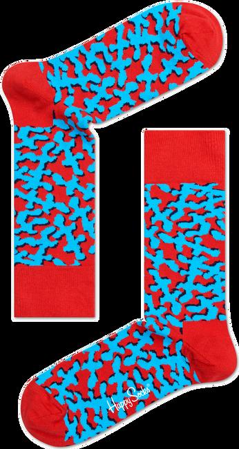 Rote HAPPY SOCKS Socken CL01 - large