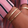 Goldfarbene MY JEWELLERY Armband MJ02294  - small