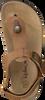 Cognacfarbene KIPLING Sandalen JUAN 3A - small