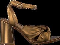 Bronzefarbene NOTRE-V Sandalen BZ2301X  - medium