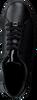 Schwarze MICHAEL KORS Sneaker low KEATON LACE UP  - small