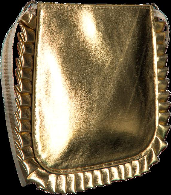 Goldfarbene LE BIG Umhängetasche RAFAELA BAG  - large
