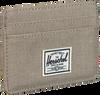 Beige HERSCHEL Portemonnaie CHARLIE - small
