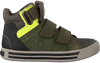 Grüne BRAQEEZ Sneaker high DEX DAY  - small