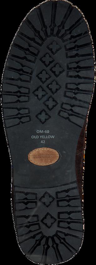 Braune BLACKSTONE Stiefeletten OM60 - larger
