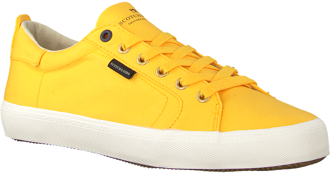 Gelbe SCOTCH & SODA Sneaker ABRA  - large