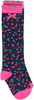 Schwarze LE BIG Socken KYARA KNEEHIGH - small