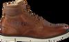 Cognacfarbene GAASTRA Ankle Boots IBERIAN HIGH TMB - small