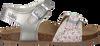 Silberne KIPLING Sandalen NIFFO 2  - small