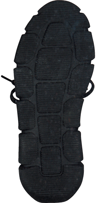 Schwarze RED-RAG Sneaker low 13257  - large