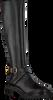 Schwarze NOTRE-V Hohe Stiefel B4310  - small