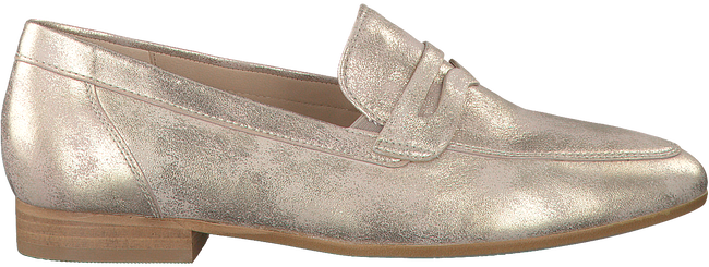 Goldfarbene GABOR Loafer 444 - large
