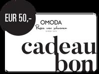 OMODA Geschenkgutschein Cadeaukaart  - medium