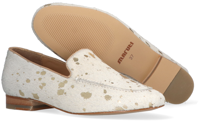 Goldfarbene MARUTI Loafer BLOOM  - large