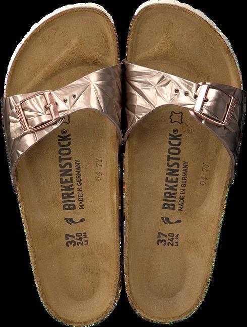 Bronze BIRKENSTOCK PAPILLIO shoe MADRID SPECTRAL  - large