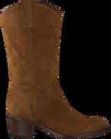 Cognacfarbene NOTRE-V Hohe Stiefel 8438  - medium