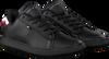 Schwarze TOMMY HILFIGER Sneaker ESSENTIAL DETAIL CUPSOLE  - small