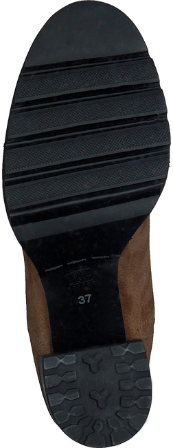 Camelfarbene NOTRE-V Stiefeletten B3811  - large