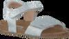 Silberne CLIC! Sandalen GRASS - small
