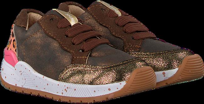 Bronzefarbene SHOESME Sneaker ST9W033  - large
